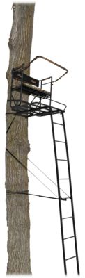 Big Game Treestands The Duo 2-Person Ladder Stand thumbnail