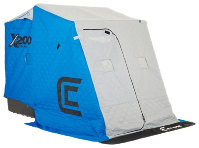 Clam X200 Pro Thermal Ice Shelter by