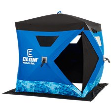 Clam VistaLink 2-3 Person Ice Shelter