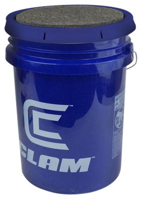 Clam Bucket with Lid