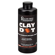 Alliant Powder Clay Dot Shotgun Reloading Powder
