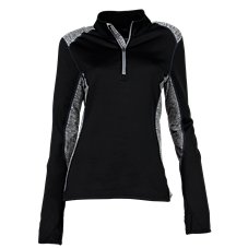 SHE Outdoor 4.0 1/4-Zip Long-Sleeve Shirt for Ladies