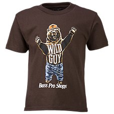 Bass Pro Shops Wild Guy T-Shirt for Toddler Boys