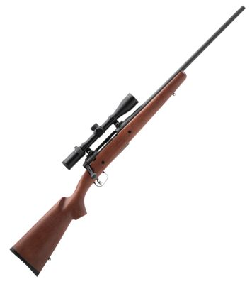 Savage Axis Ii Xp Hardwood Bolt-Action Rifle With Scope .270 Winchester by USA Savage Centerfire Rifles