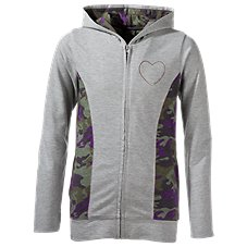 Bass Pro Shops Heart Full-Zip Hoodie for Toddlers or Girls