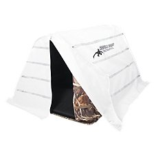 Rig'Em Right Field Bully Dog Blind Snow Cover