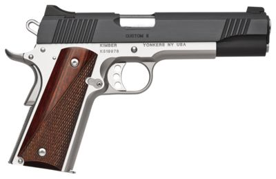 Kimber Custom II Two-Tone Semi-Auto Pistol