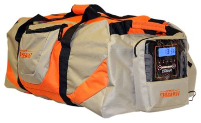 Scent Crusher Ozone Gear Bag - Brown/Orange