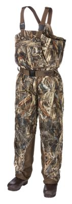 RedHead Big Cypress Insulated Breathable Boot-Foot Waders for Men by