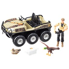 Bass Pro Shops TrueTimber Amphibious Vehicle Duck Hunting Play Set for Kids