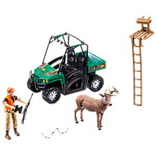 Bass Pro Shops TrueTimber UTV Deer Hunting Adventure Play Set for Kids