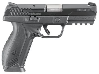 Ruger American Semi-Auto Pistol 9Mm by USA Ruger Pistols