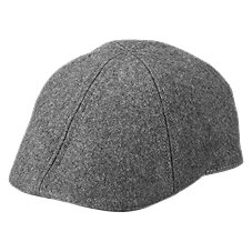 Dorfman Pacific Wool Blend Ivy Driving Cap for Men