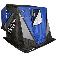 Otter Outdoors XT Resort 3-Person Insulated Ice Shelter