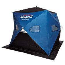 Shappell Wide House 6500 Hub Ice Shelter