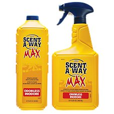 Hunter's Specialties Scent-A-Way Max Field Scent Control Spray Combo