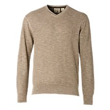 RedHead Snow Pine V-Neck Sweater for Men