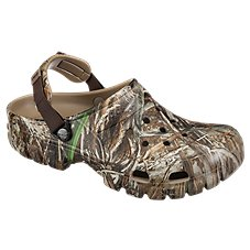 Crocs Offroad Sport Realtree Outdoor Clogs for Men