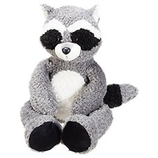 Bass Pro Shops Raccoon Beanstalk Plush Stuffed Animal Toy