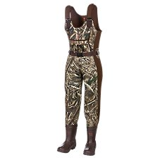 SHE Outdoor Insulated Boot-Foot Waders for Ladies
