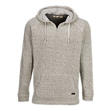 Ascend Knit Pullover Hoodie for Men
