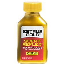 Wildlife Research Center Estrus Gold Synthetic Doe Estrous Scent Deer Attractant