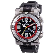 Reactor Poseidon Stainless Sports Watch for Men Image