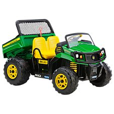 Peg Perego John Deere Gator Xuv 550 Battery Powered Vehicle For Kids