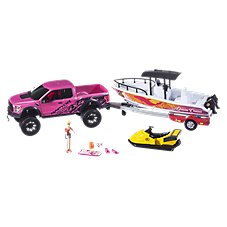 Bass Pro Shops Ford Raptor Saltwater Play Set for Kids