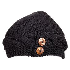 Dorfman Pacific Cable Knit Beanie Hat for Ladies