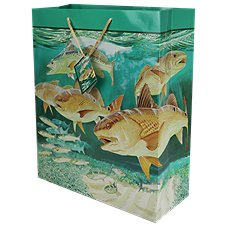 River's Edge Guy Harvey Redfish Gift Bag