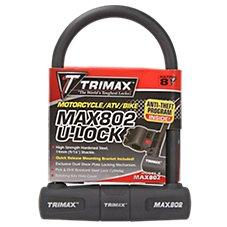 Trimax Max-Secuity U-Shackle Lock