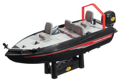Bass pro shops tracker remote control fishing boat bass for Bass pro fishing sale