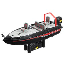 Bass Pro Shops Tracker Remote Control Fishing Boat Image