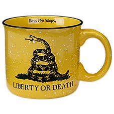 Bass Pro Shops Dont Tread on Me 16-oz. Camp Mug