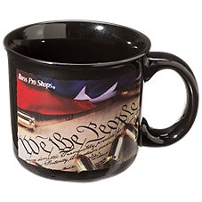 Bass Pro Shops 2nd Amendment Camp Mug
