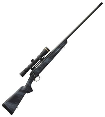 Browning X-Bolt Long Range Shooting Bolt-Action Rifle Package
