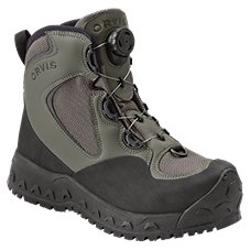Orvis Boa Pivot Rubber Sole Wading Boots for Men