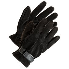 Dorfman Pacific Suede Gloves for Ladies