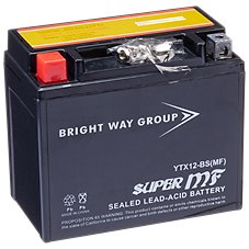 Outdo Powersport Factory Activated Battery Powersport 12-BS