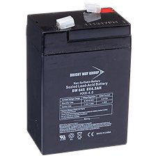 Bright Way Group Non-Spillable Sealed Lead-Acid Battery