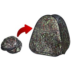 Bass Pro Shops Hunting Series Maxx Action Pop-Up Adventure Toy Tent for Youth