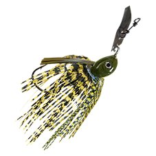Z-Man Project Z Weedless ChatterBait Jig