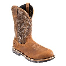 dce0444f3a Irish Setter Marshall Waterproof Steel Toe Western Work Boots for Men