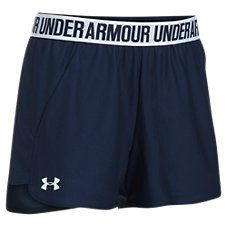 Under Armour New Play Up 2.0 Shorts for Ladies