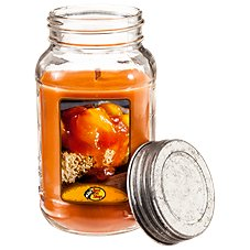 Bass Pro Shops Apricot Jam Mason Jar Scented Candle