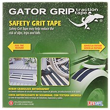 INCOM Life Safe Gator Grip Anti-Slip Safety Grit Traction Tape