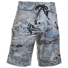 Under Armour Stretch Printed Surf Shorts for Men