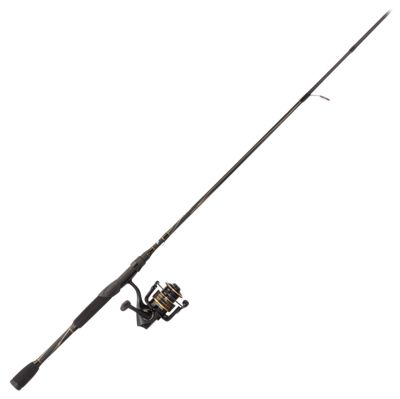 """Abu Garcia Pro Max Rod and Reel Spinning Combo - 6'6""""M"" thumbnail"