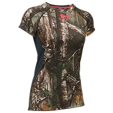 da8b792d Under Armour Scent Control Tech Tee for Ladies